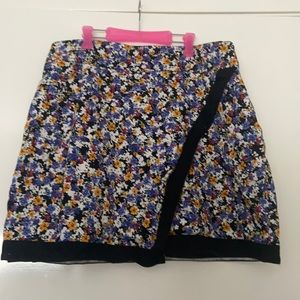 Review Floral Skirt Size 14